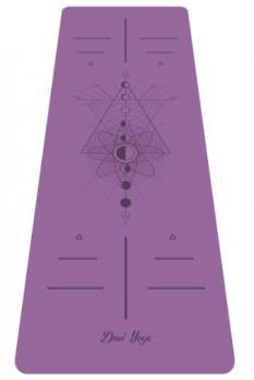 """Коврик для йоги """"Lunar Circle"""" Devi Yoga"""