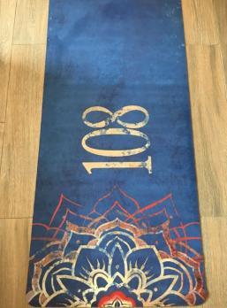Коврик для йоги EGOYoga Мандала 108