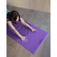 Коврик для йоги Yogamatic MANDALA PURPLE_1