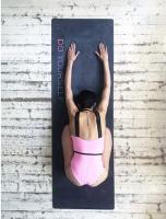 Коврик для йоги Yoga Club BLACK_2