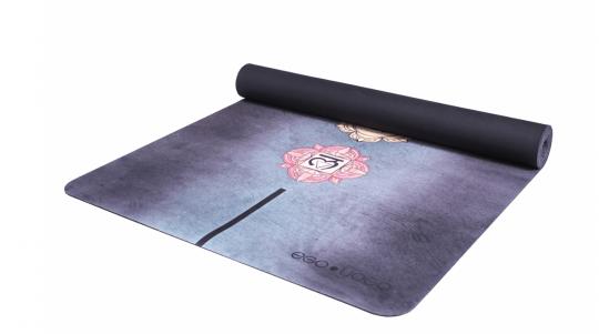 Коврик для йоги «Chakras» EGOYoga