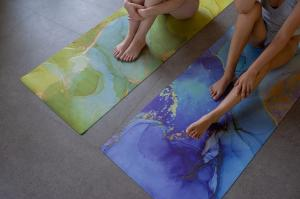 Коврик для йоги MIRACLE OMMA_2