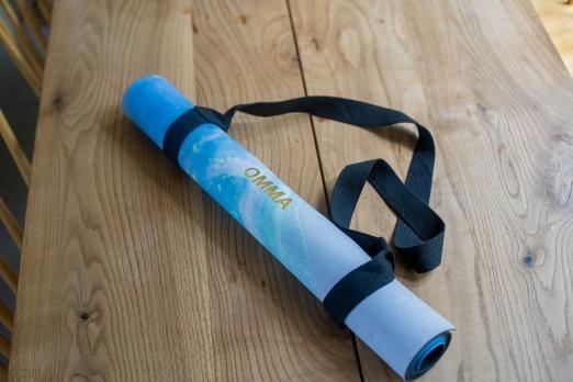 Коврик для йоги MIRACLE OMMA