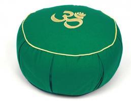 Йога-подушка для медитации Сурья круглая_3