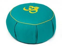 Йога-подушка для медитации Сурья круглая_2