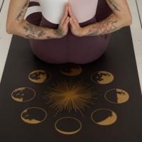 Коврик для йоги SUN&MOON Yogamatic_13