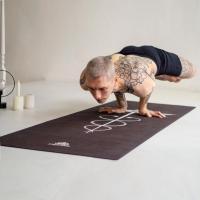 Удлинённый коврик для йоги CADUCEI Yogamatic_3