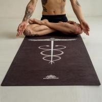 Удлинённый коврик для йоги CADUCEI Yogamatic_4
