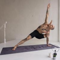 Удлинённый коврик для йоги Shiva Yogamatic_5