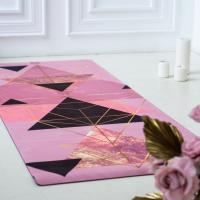 Travel коврик для йоги Rose Gold Yogamatic_1