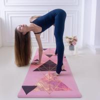 Travel коврик для йоги Rose Gold Yogamatic_3
