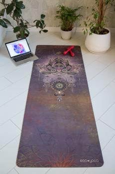 Коврик для йоги Meditation EGOYoga