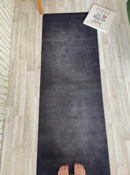 Коврик для йоги Black EGOYoga