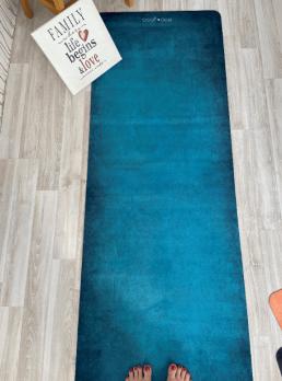 Коврик для йоги Azure EGOYoga