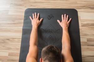 Коврик для йоги Lotus EgoYoga_5