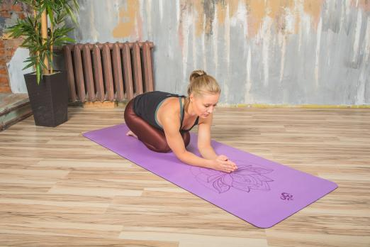 Коврик для йоги Lotus EgoYoga