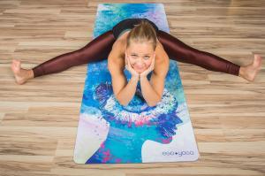 Коврик для йоги Summer EGOYoga_3