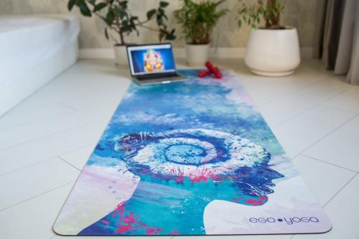 Коврик для йоги Summer EGOYoga