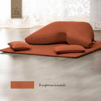 Комплект для медитации кирпичный