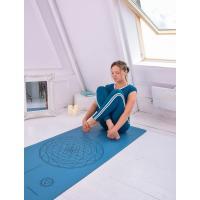 Travel коврик для йоги Sri Yantra Yogamatic_3