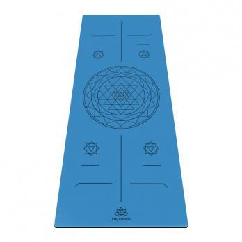 Travel коврик для йоги Sri Yantra Yogamatic