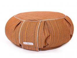 Подушка для медитации круглая Zafu Zen_7