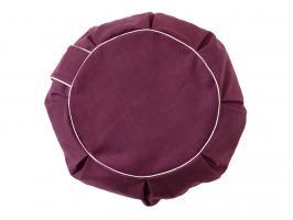 Подушка для медитации круглая Zafu Zen_9