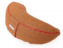 Подушка для медитации полумесяц Zafu Zen_7
