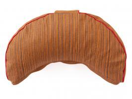 Подушка для медитации полумесяц Zafu Zen_6
