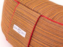 Подушка для медитации полумесяц Zafu Zen_8