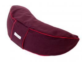 Подушка для медитации полумесяц Zafu Zen_10