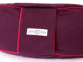 Подушка для медитации полумесяц Zafu Zen_11