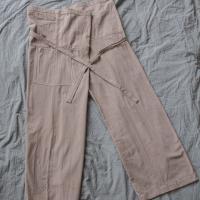 Свободные штаны для йоги Zlata Slava_6