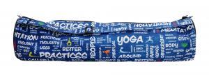 Сумка для йога-коврика «Yoga Style»_2