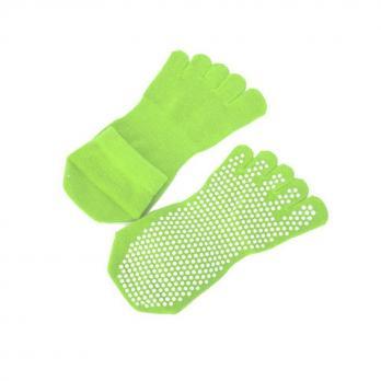 Носочки для йоги с пальчиками Bradex